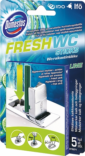Fresh WC-sticks Lime - Ifö badrum