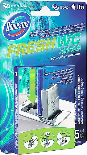 Fresh WC-Sticks Ocean - Ifö badrum